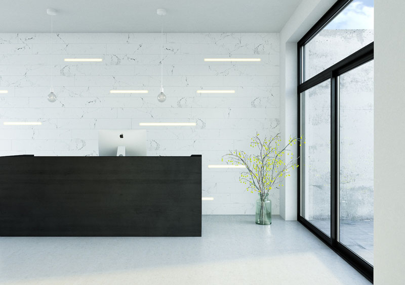 Hyde LED wall panels by Danny Venlet and KOVR