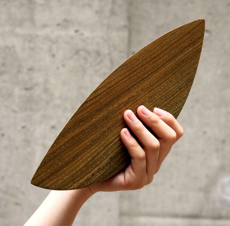 Handaxe wooden cutter by hasoopark