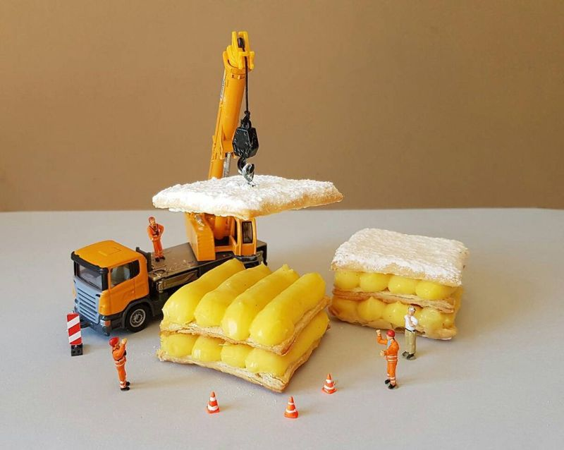 Italian chef Matteo Stucchi creates real world landscapes from desserts_9