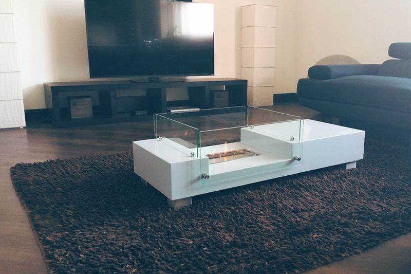 Kaffe coffee table by Northern Elements