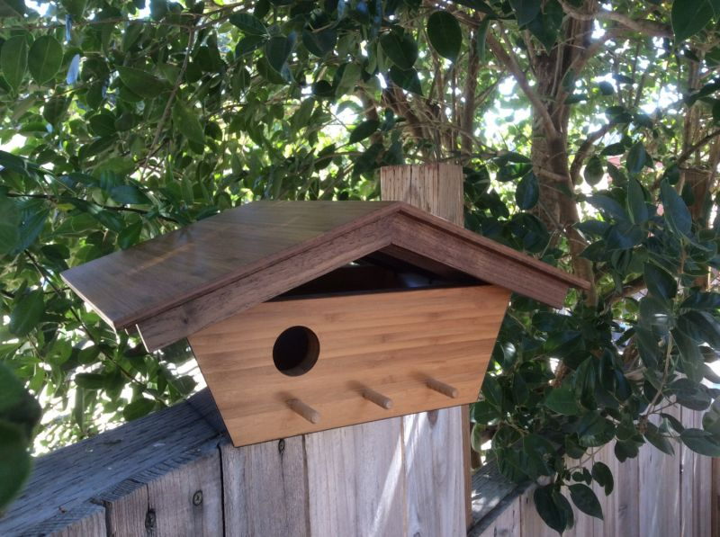 Sourgrassbuilt builds birdhouses inspired from historic architecture