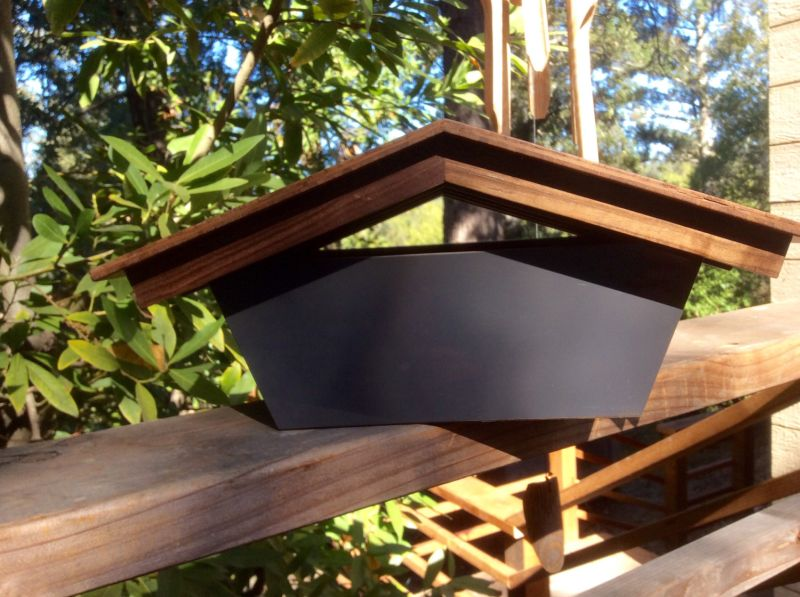 Sourgrassbuilt builds birdhouses inspired from historic architecture_1