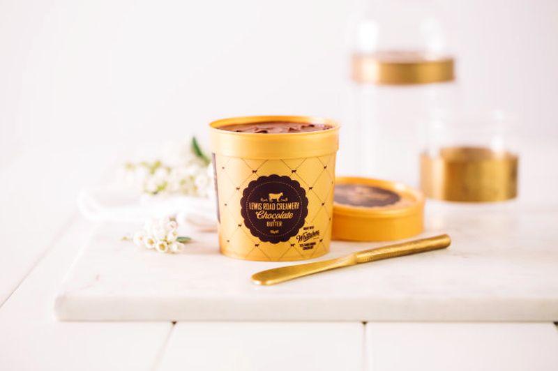 World's First Chocolate Butter