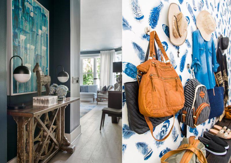 Attractive furniture and interior trim
