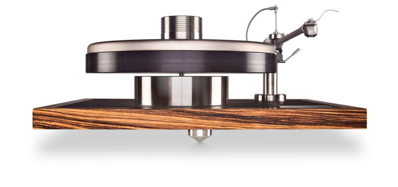 High-end turntable for audiophiles