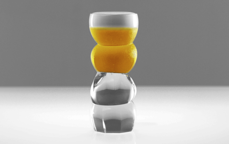 Japanese DNA glass