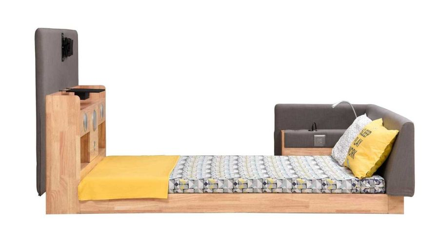 Furlenco Multinational Bed
