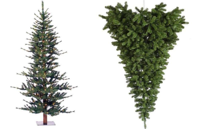 Half Christmas tree Wayfair