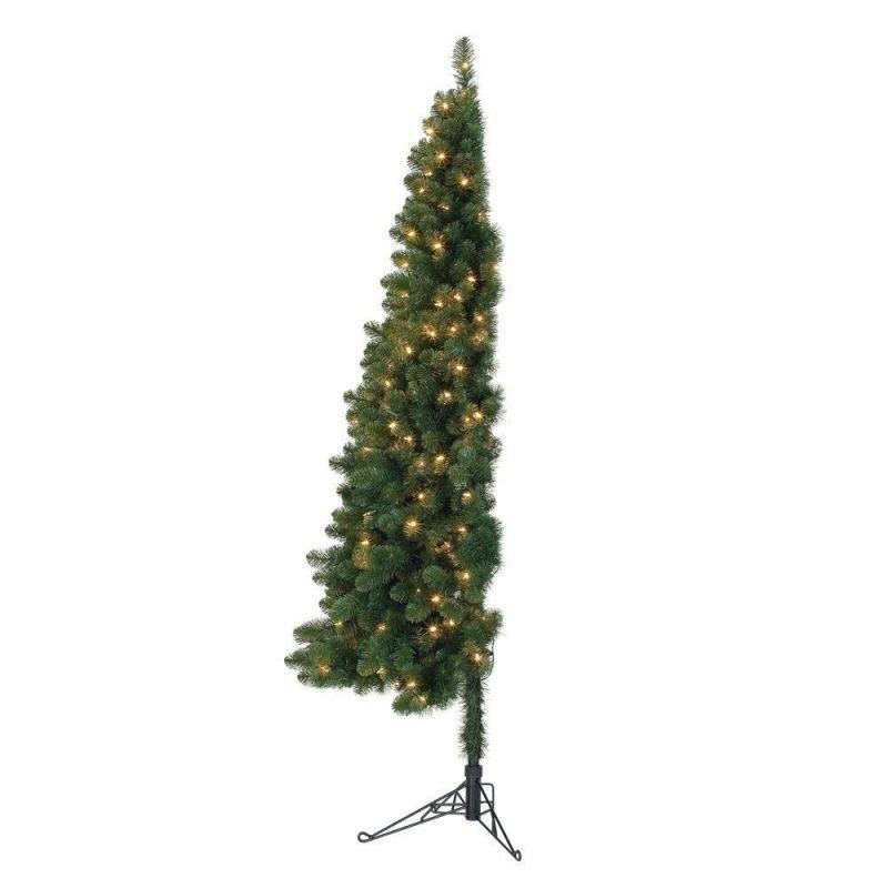 Half Christmas tree Amazon