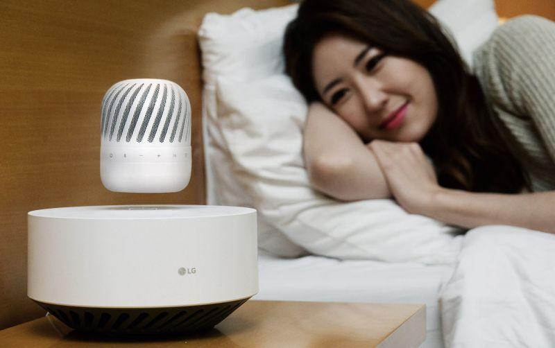 LG PJ9 Levitating Speaker