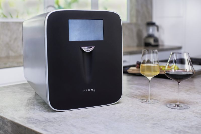 Plum wine dispenser