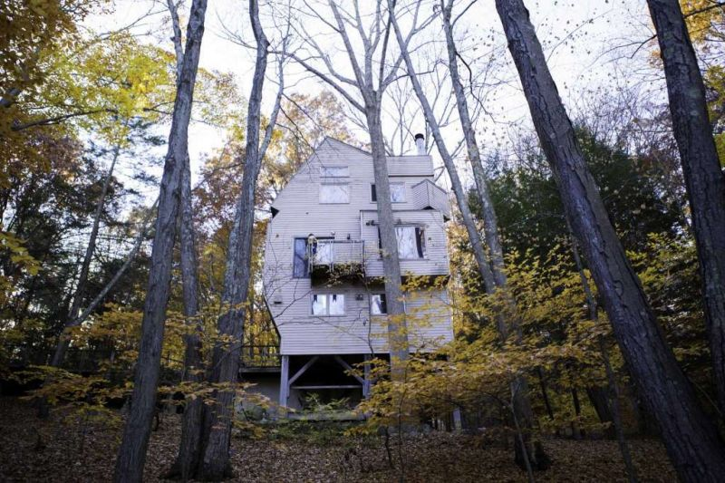 Quirky Weston Treehouse