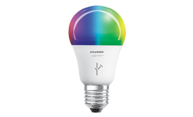 Apple Homekit-enabled smart light bulb