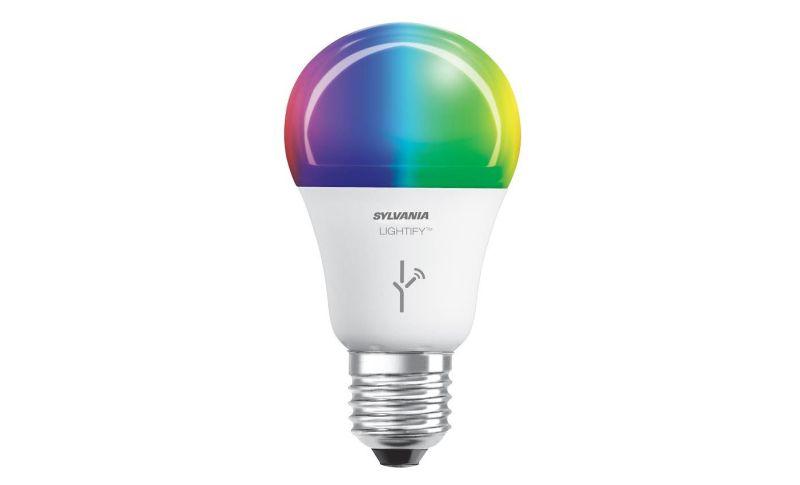 Apple Homekit-enabled smart light bulb