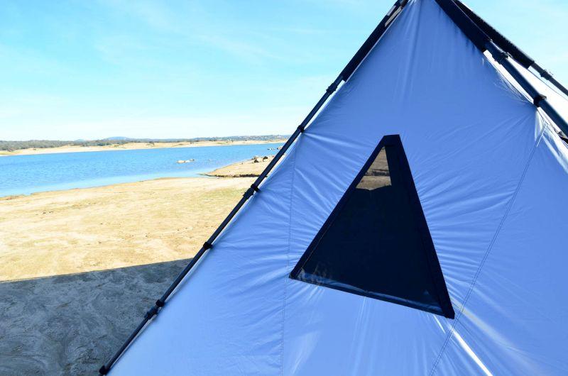 The Buffalo Tent by Alien Buffalo