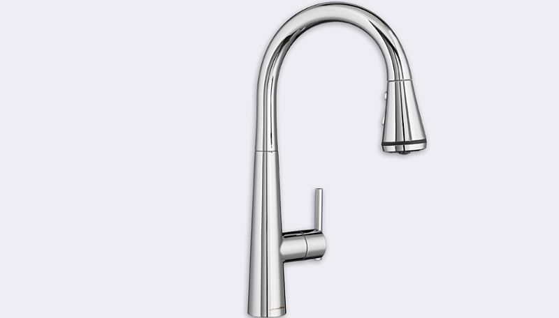 Edgewater Pull-out kitchen faucet