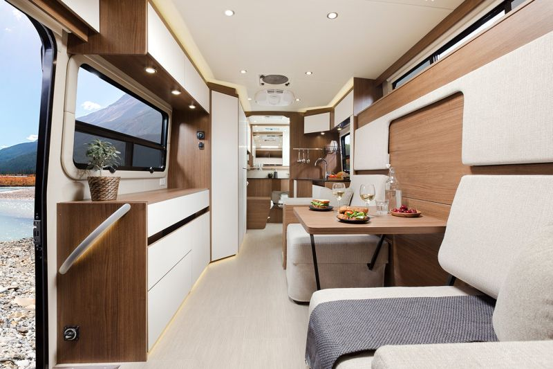 All amenities included for experiencing luxury travel