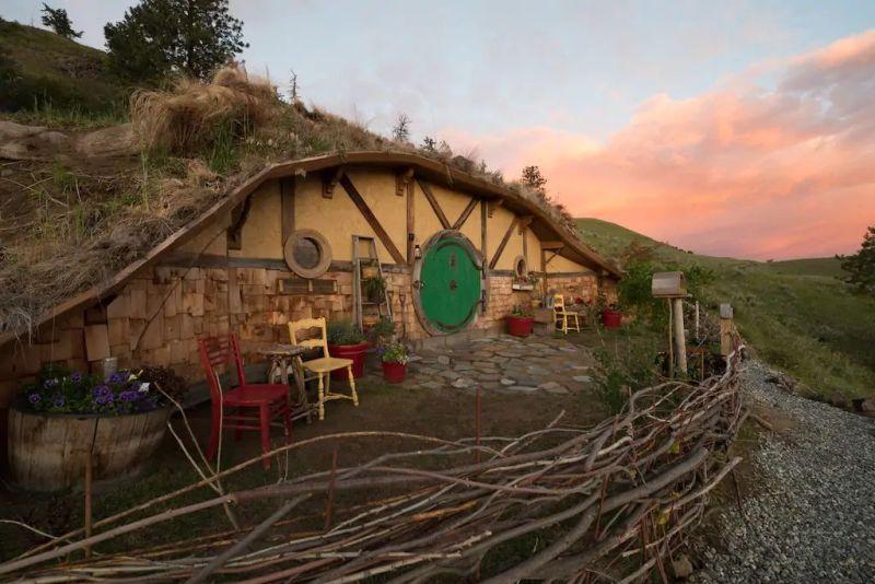 Unique Airbnb rentals