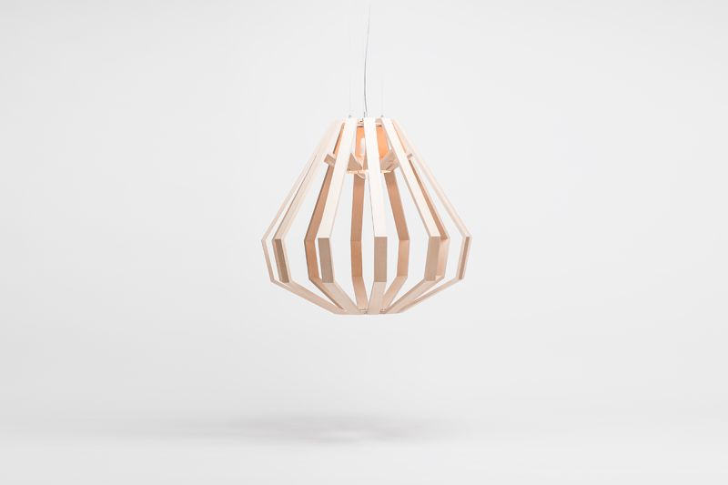 Looks like a hanging pendant light fixture