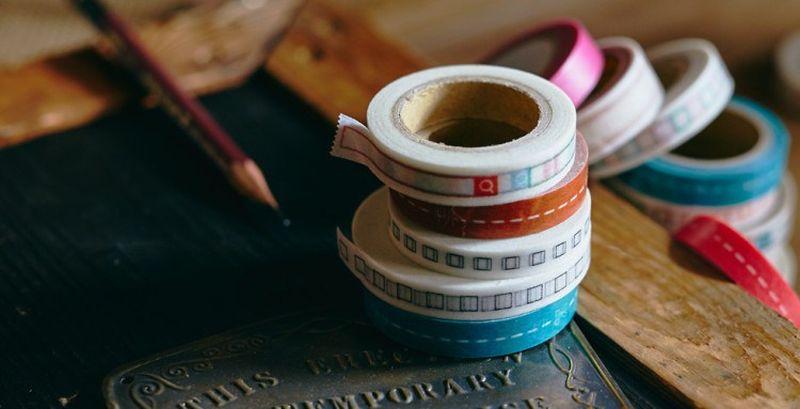 calendar-masking-tape