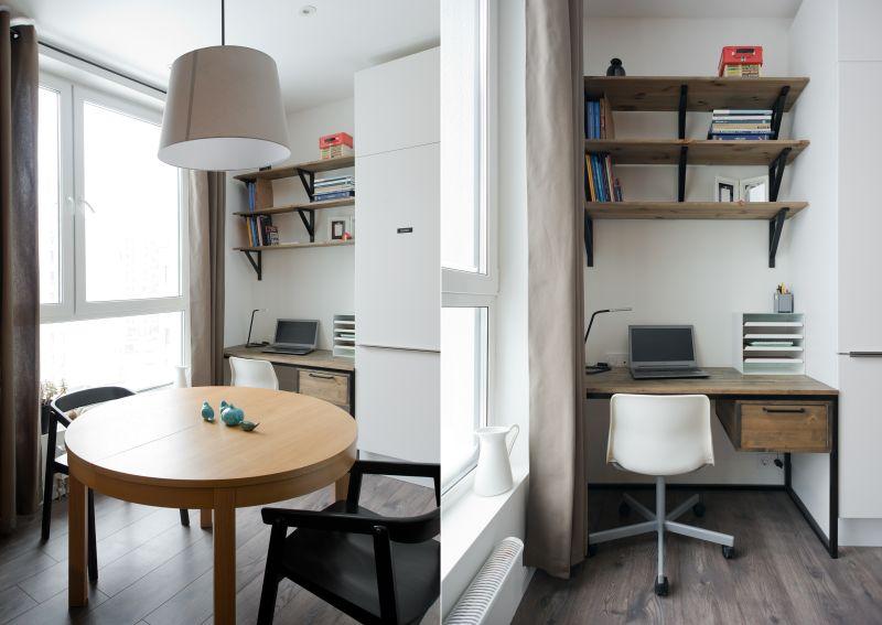 Alireza Nemati's renovated apartment