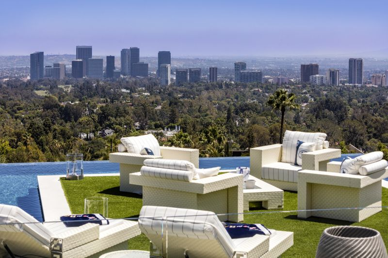 Bruce Makowsky's Bel Air luxury mansion is the most expensive home in the US