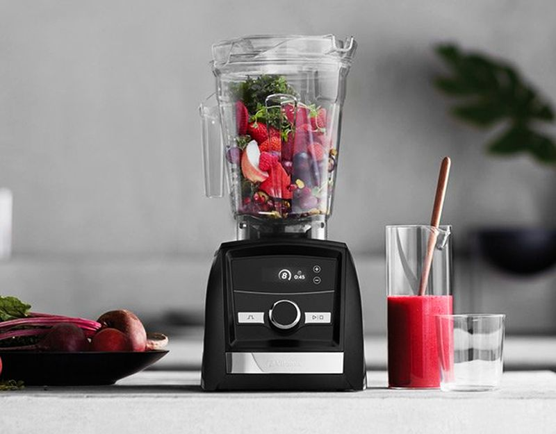 Vitamix Ascent Series blenders CES 2017