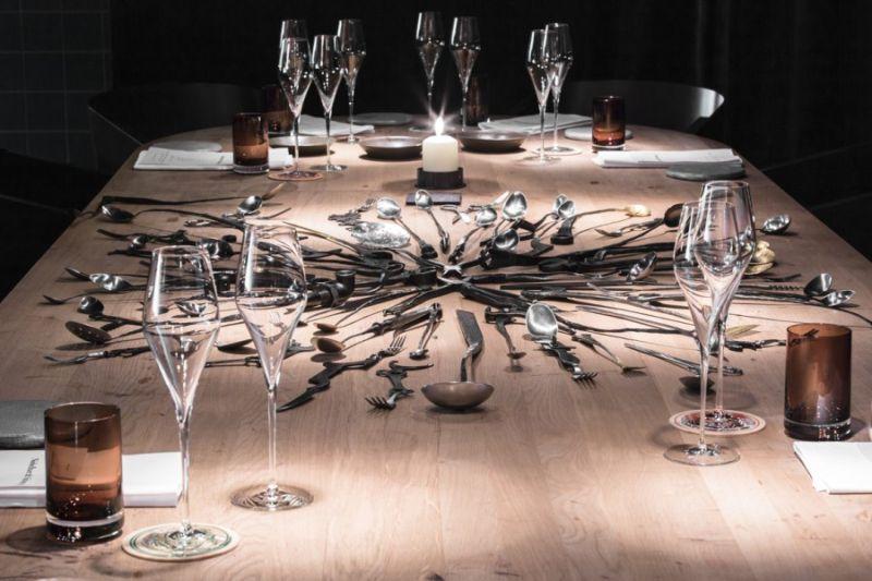 Experimental Gastronomy tableware by Steinbeisser