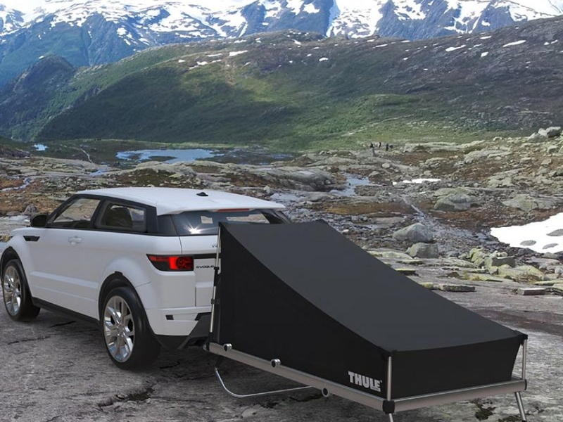 Instant camping folding camp