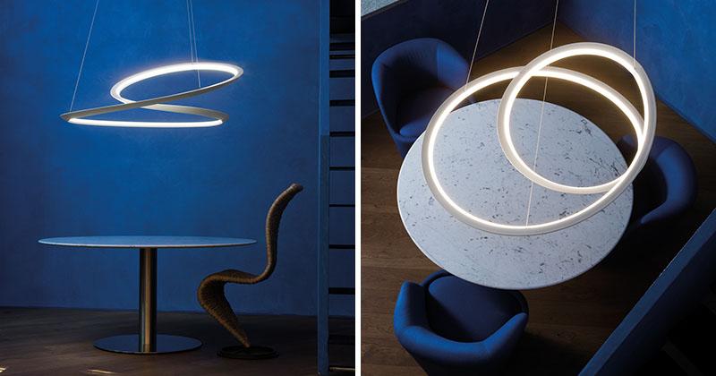 Kepler Pendant Lamp by Arihiro Miyake-2