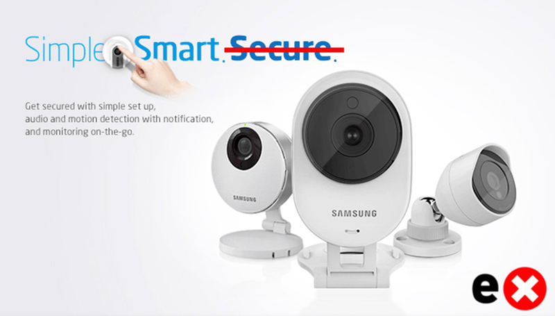 Samsung smart cameras hacked again by Exploitee