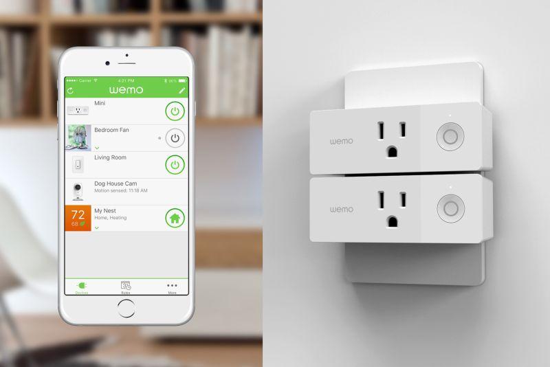 Wemo introduces intelligent smart switch