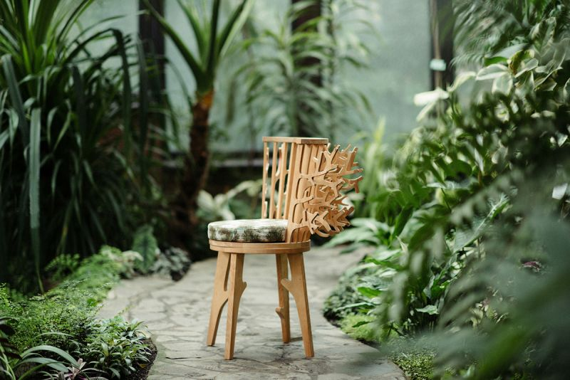 Branch-chair by Fajno Design