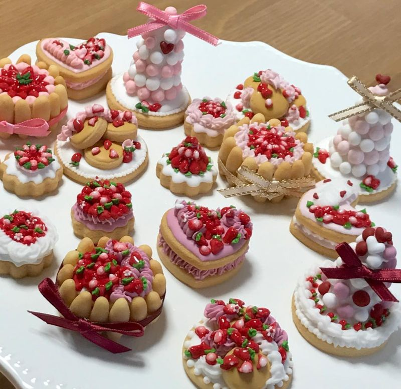 Cookie icing by Masako