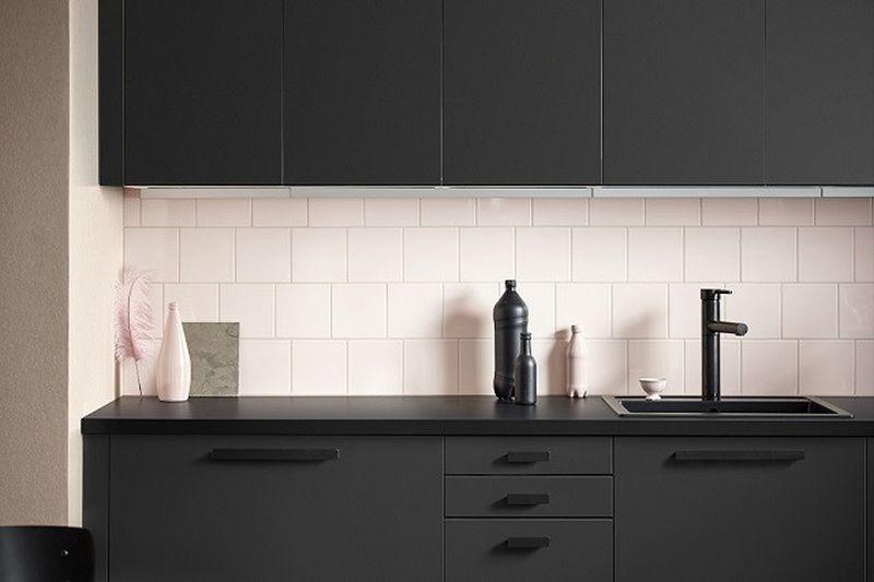 Ikea Kungsbacka kitchen cabinet