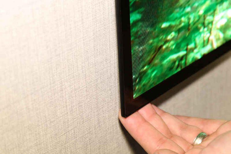 LG W7 Wallpaper OLED