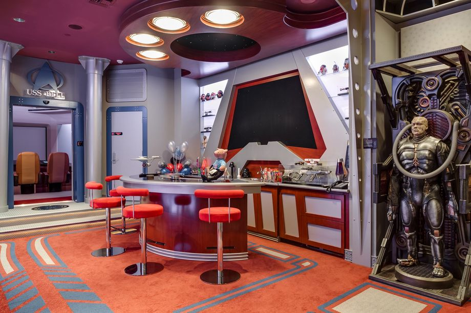 Star Trek Mansion
