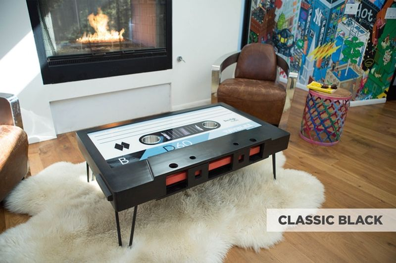 fantastic piece of furniture for musicians, artists, and all retro lovers.
