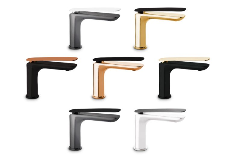 Zero 2 Basin Mixer by Kelly Hoppen