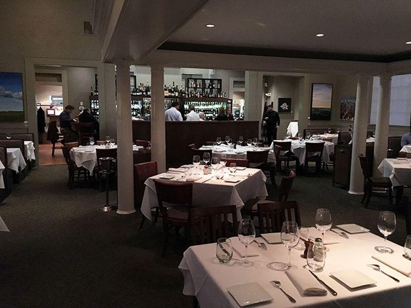 Bonterra Dining & Wine Room