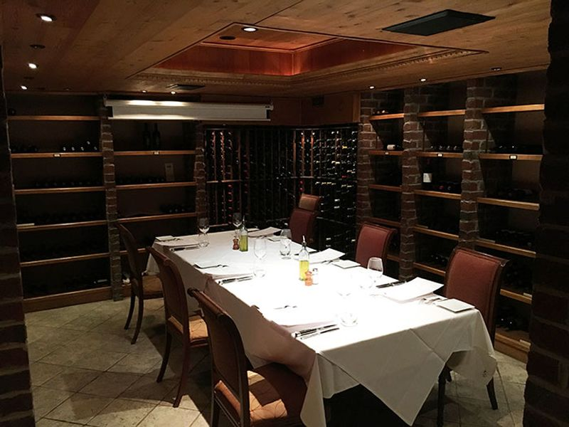 Bonterra Dining & Wine Room