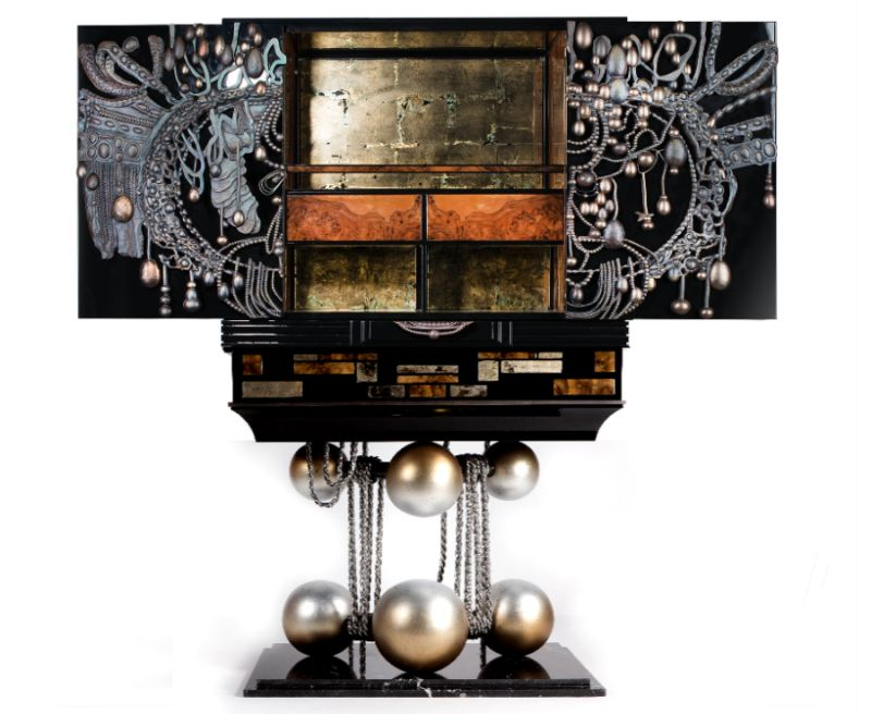 Egli Design Necklace Cognac Bar