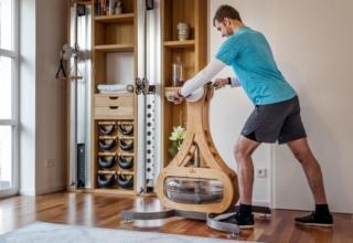 NOHrD WaterGrinder fitness equipment