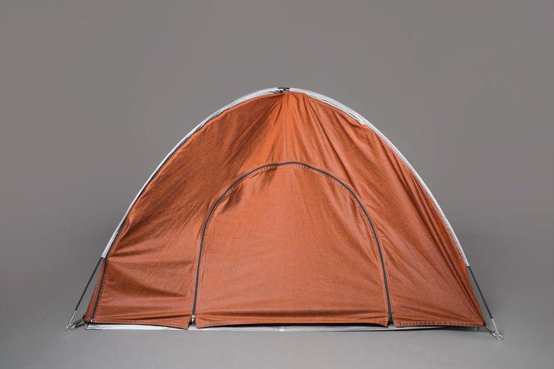 Tent Jacket by Angela Luna