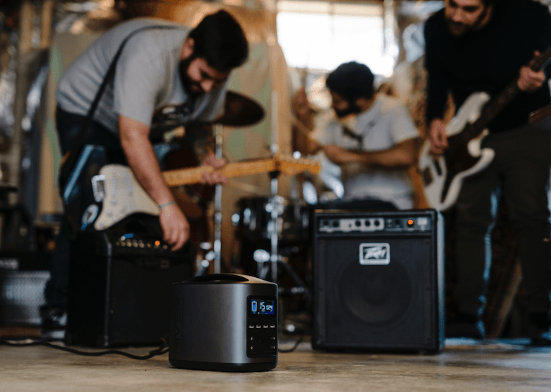 EcoFlow Tech introduces River portable power station with AC/DC outlets