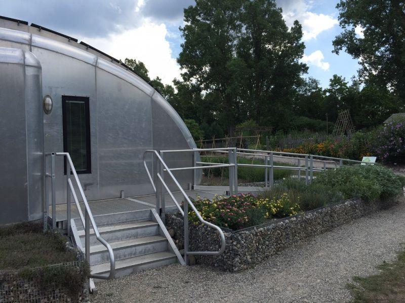 Michigan solar house gets permanent dwellers