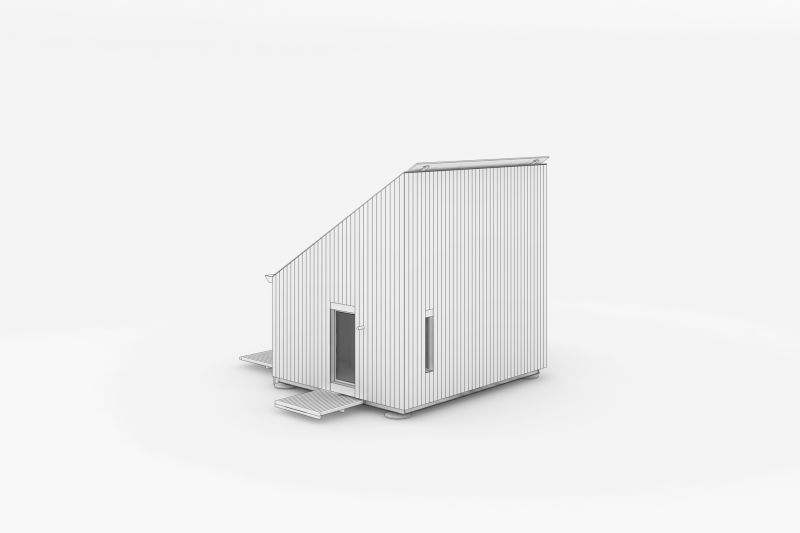 Solace prefab home can be self-constructed in just 3 days