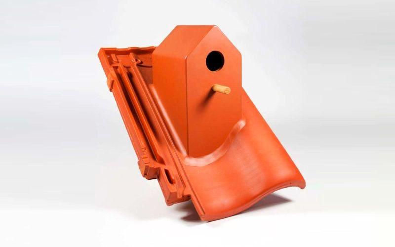 Birdhouse Roof Tile