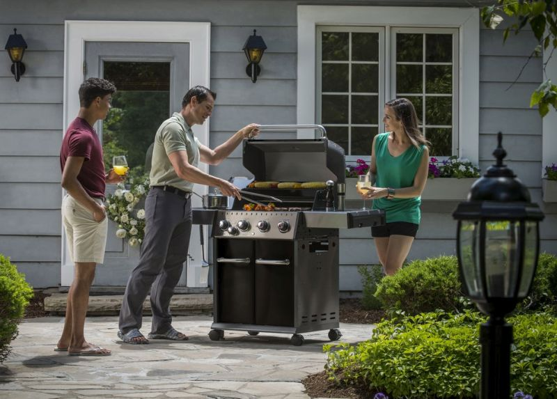 Broil King baron outdoor grill