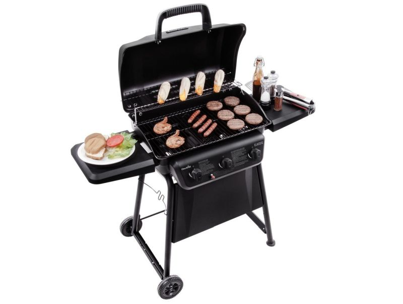 Char-Boil Classic outdoor gas grill
